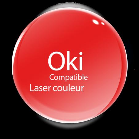 OKI - cartouches d'encre et toners laser Compatible - Vente de cartouches et toner compatibles pour imprimante OKI