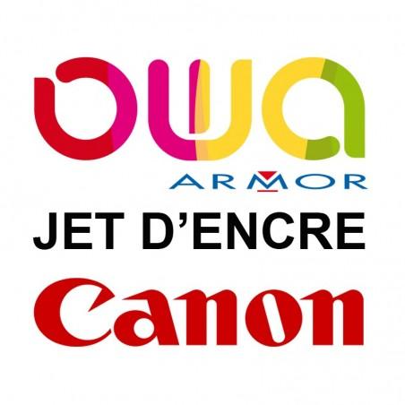 Cartouches d'encre ARMOR Remanufacturées, Compatibles CANON - Vente de Cartouches d'encre compatibles pour imprimante CANON