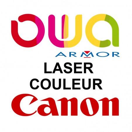 ARMOR - Toners Compatibles Canon Couleur