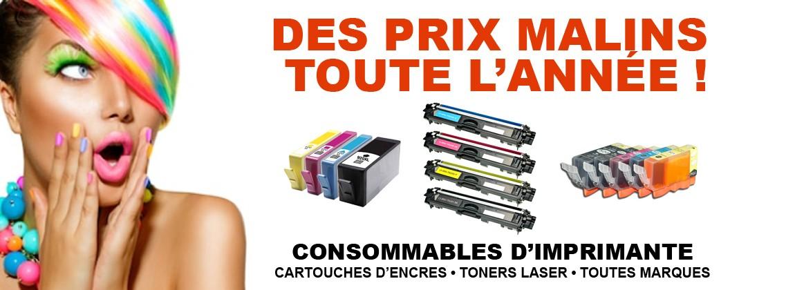 Consommables d'imprimante QUADRIMEDIA Solution